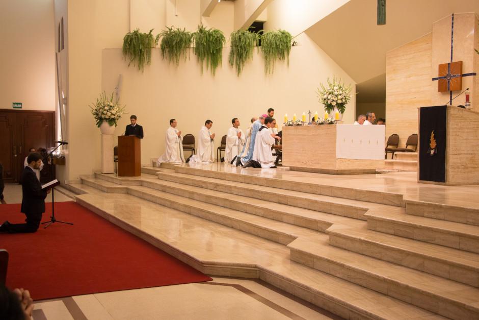Profesión Perpetua de José Antonio Dávila en el Sodalicio de Vida Cristiana (31)