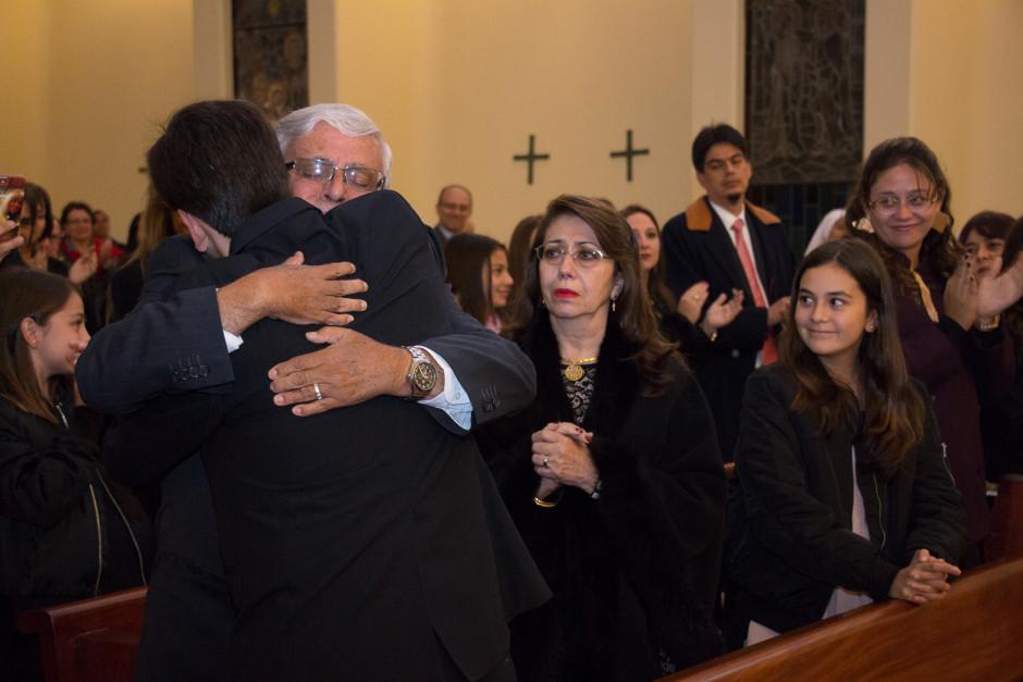 Profesión Perpetua de José Antonio Dávila en el Sodalicio de Vida Cristiana (35)