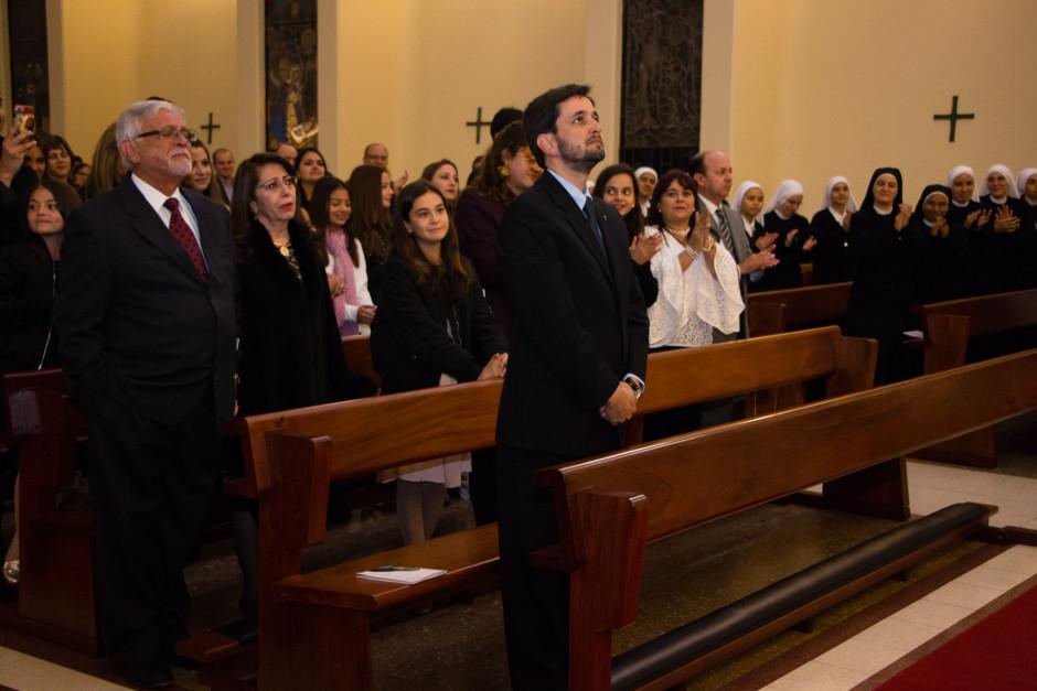 Profesión Perpetua de José Antonio Dávila en el Sodalicio de Vida Cristiana (37)