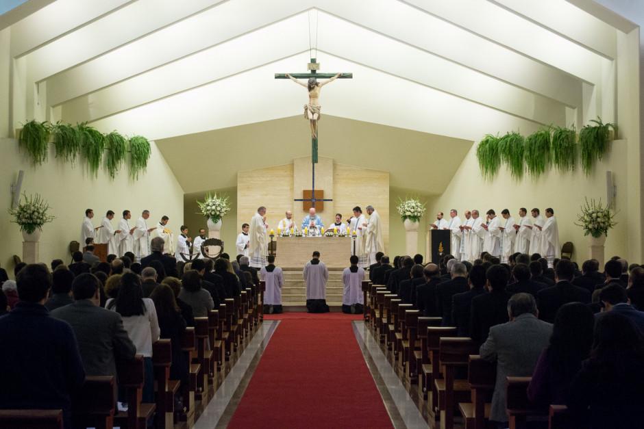 Profesión Perpetua de José Antonio Dávila en el Sodalicio de Vida Cristiana (43)