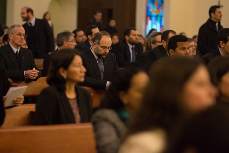 Profesión Perpetua de José Antonio Dávila en el Sodalicio de Vida Cristiana (5)