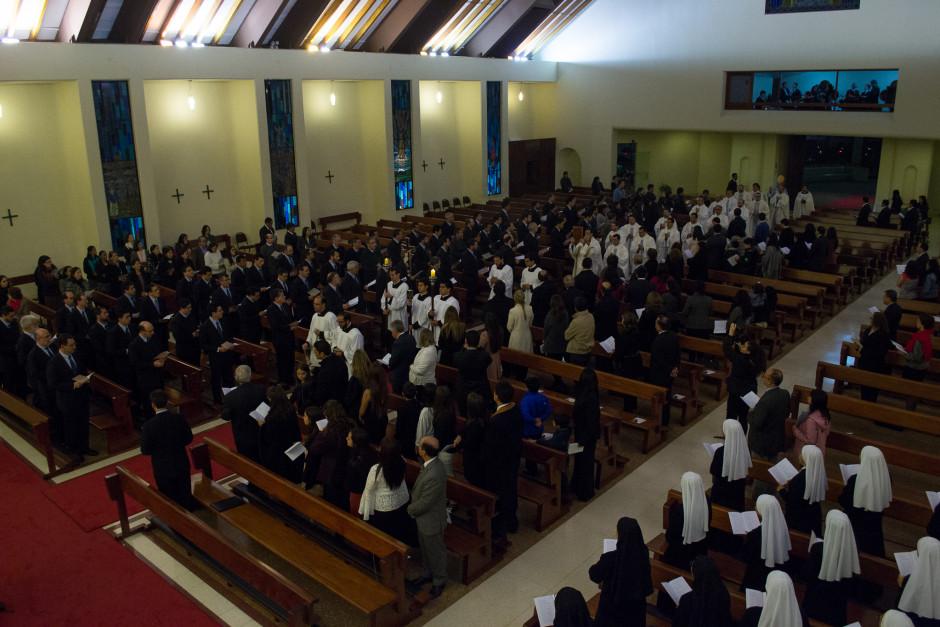 Profesión Perpetua de José Antonio Dávila en el Sodalicio de Vida Cristiana (7)
