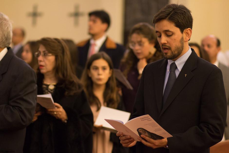 Profesión Perpetua de José Antonio Dávila en el Sodalicio de Vida Cristiana (8)