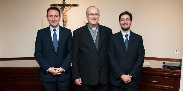 Profesión Perpetua de José Antonio Dávila en el Sodalicio de Vida Cristiana - Noticias Sodálites (1)
