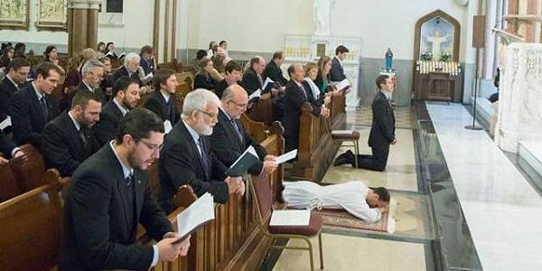 Profesion Perpetua de Patrick Travers y Ordenacion Diaconal de Remigio Morales - Noticias Sodálites (6)