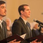 Dos sodálites realizaron sus Profesiones Perpetuas en el aniversario del Sodalicio