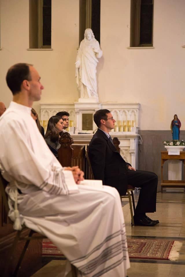 Profesión Perpetua de Patrick Travers y Ordenación Diaconal de Remigio Morales-Bermúdez en el Sodalicio de Vida Cristiana (1)