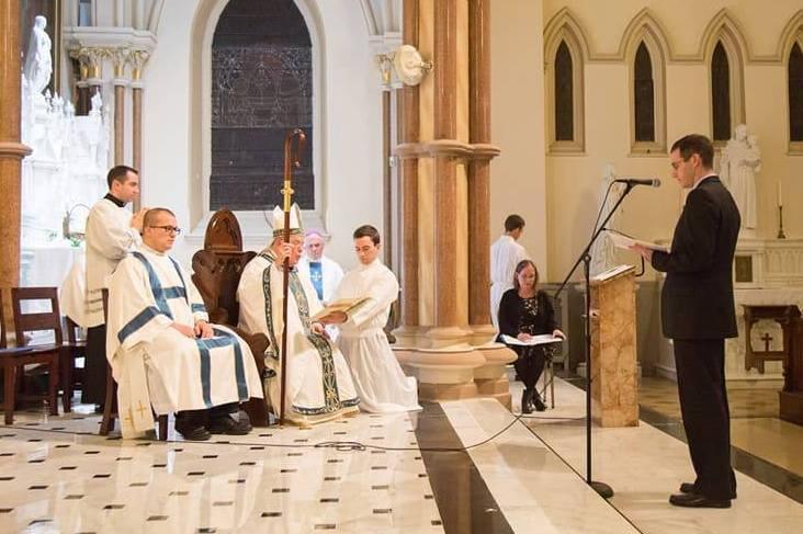 Profesión Perpetua de Patrick Travers y Ordenación Diaconal de Remigio Morales-Bermúdez en el Sodalicio de Vida Cristiana (12)