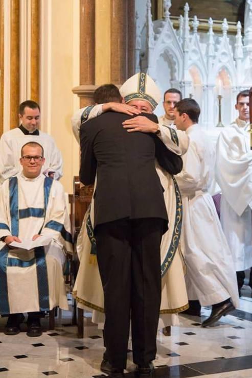 Profesión Perpetua de Patrick Travers y Ordenación Diaconal de Remigio Morales-Bermúdez en el Sodalicio de Vida Cristiana (17)