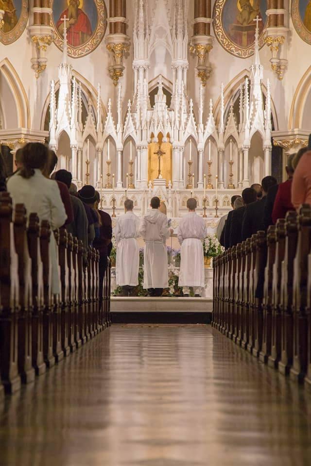 Profesión Perpetua de Patrick Travers y Ordenación Diaconal de Remigio Morales-Bermúdez en el Sodalicio de Vida Cristiana (2)