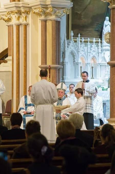 Profesión Perpetua de Patrick Travers y Ordenación Diaconal de Remigio Morales-Bermúdez en el Sodalicio de Vida Cristiana (3)