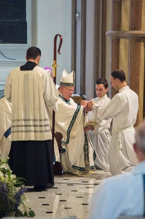 Profesión Perpetua de Patrick Travers y Ordenación Diaconal de Remigio Morales-Bermúdez en el Sodalicio de Vida Cristiana (5)