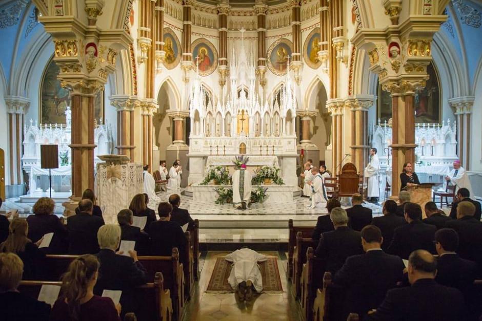 Profesión Perpetua de Patrick Travers y Ordenación Diaconal de Remigio Morales-Bermúdez en el Sodalicio de Vida Cristiana (9)