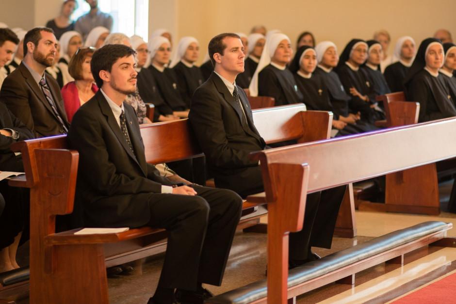 Profesión Perpetua en el Sodalicio de Vida Cristiana de Matt Wilson y Francisco Aninat - Noticias Sodálites (13)