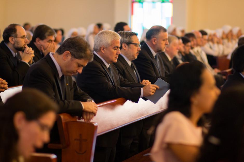 Profesión Perpetua en el Sodalicio de Vida Cristiana de Matt Wilson y Francisco Aninat - Noticias Sodálites (2)
