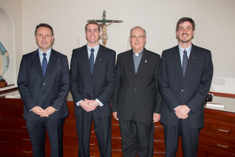 Profesión Perpetua en el Sodalicio de Vida Cristiana de Matt Wilson y Francisco Aninat - Noticias Sodálites (36)