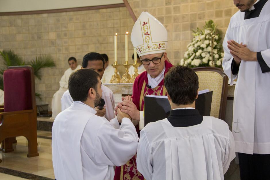 Ordenación Diaconal de Luis Troya en el Sodalicio de Vida Cristiana (15)