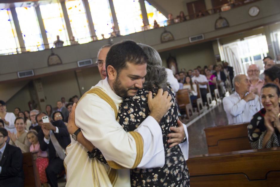 Ordenación Diaconal de Luis Troya en el Sodalicio de Vida Cristiana (25)