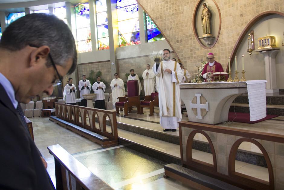 Ordenación Diaconal de Luis Troya en el Sodalicio de Vida Cristiana (26)