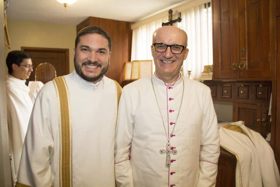 Ordenación Diaconal de Luis Troya en el Sodalicio de Vida Cristiana (32)