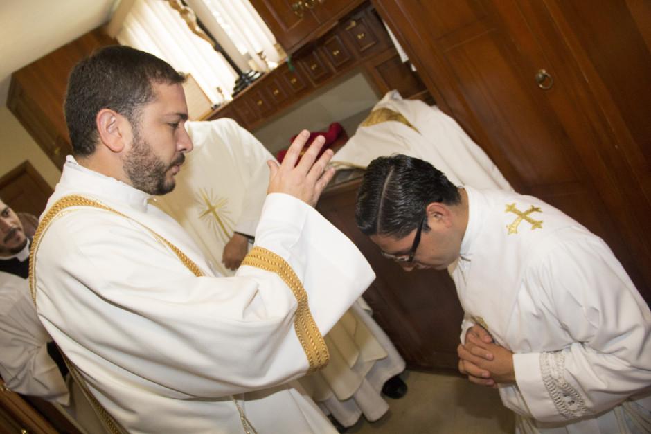 Ordenación Diaconal de Luis Troya en el Sodalicio de Vida Cristiana (33)