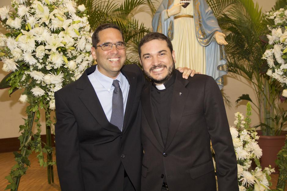 Ordenación Diaconal de Luis Troya en el Sodalicio de Vida Cristiana (47)