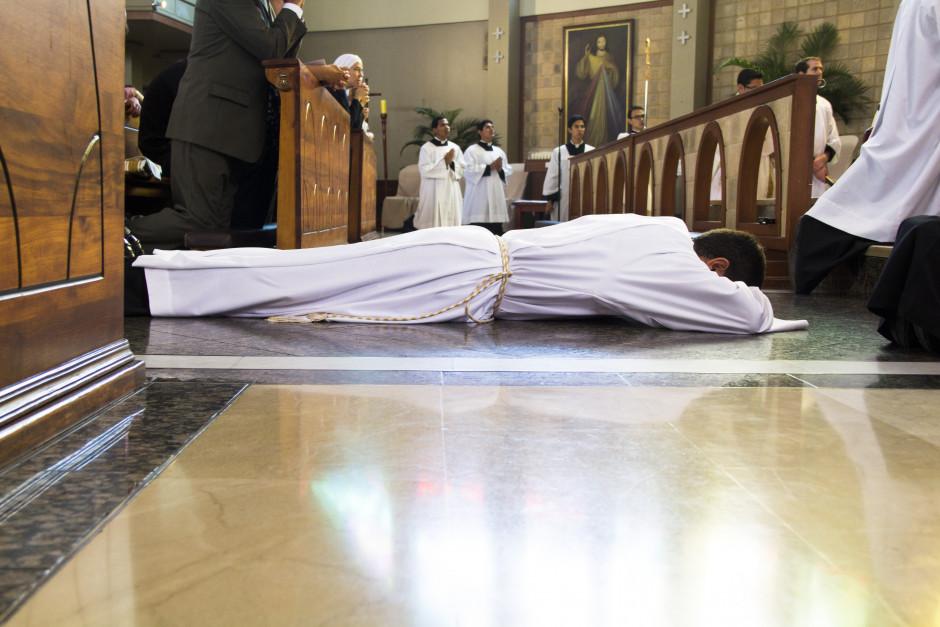 Ordenación Diaconal de Luis Troya en el Sodalicio de Vida Cristiana (6)