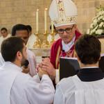 Sodálite Luis Troya es ordenado Diácono en Ecuador