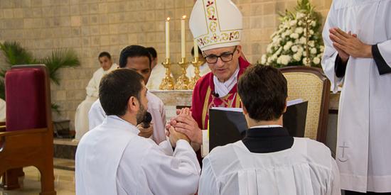 Ordenación Diaconal de Luis Troya en el Sodalicio de Vida Cristiana - Noticias Sodálites (1)