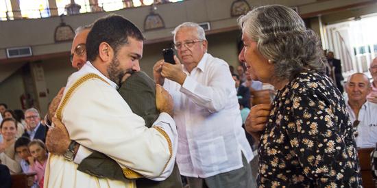 Ordenación Diaconal de Luis Troya en el Sodalicio de Vida Cristiana - Noticias Sodálites (2)