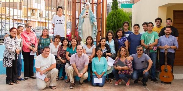 Emevecistas participan de jornada de Cuaresma en el Callao