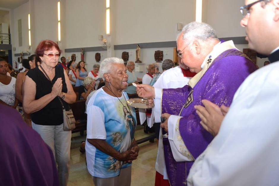 Cardenal Orani Tempesta presidió Misa de Acción de Gracias por los 32 años del Sodalicio en la Parroquia Nossa Senhora da Guia - Noticias Sodálites (11)