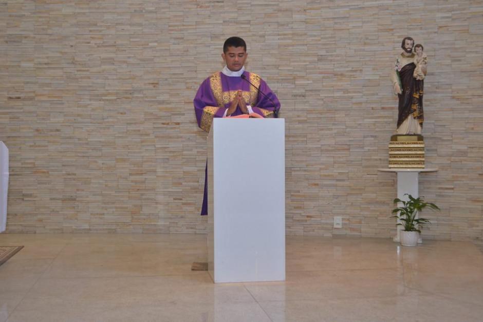 Cardenal Orani Tempesta presidió Misa de Acción de Gracias por los 32 años del Sodalicio en la Parroquia Nossa Senhora da Guia - Noticias Sodálites (4)