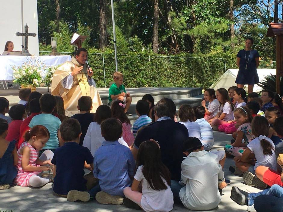 Domingo de Resurrección en Costa Rica