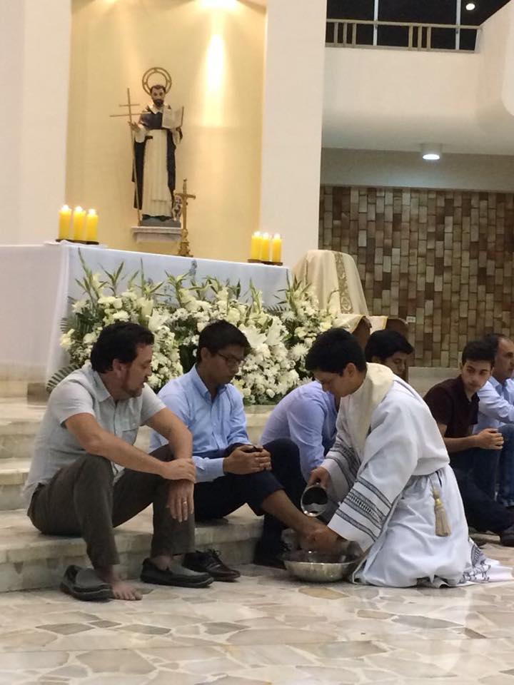 P. Christian Vinces en Guayaquil - Noticias Sodálites
