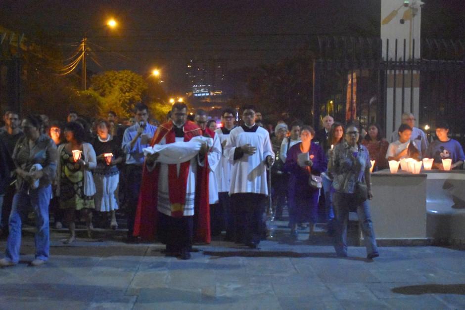 P. Juan Carlos Rivva en la Parroquia Nuestra Señora de la Reconciliación - Noticias Sodálites (1)