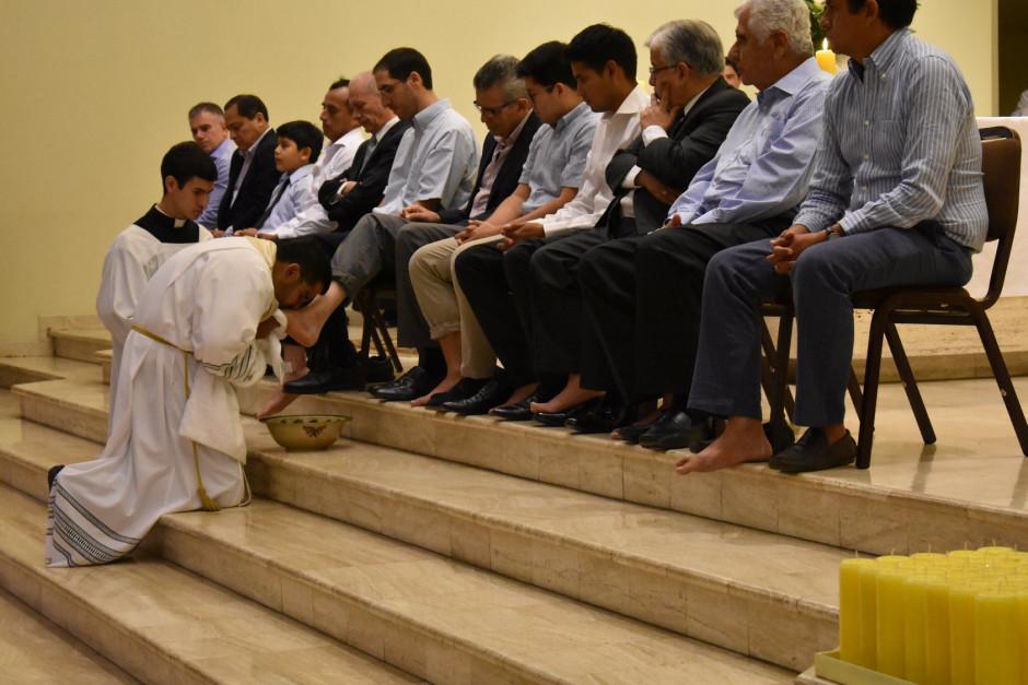 P. Juan Carlos Rivva en la Parroquia Nuestra Señora de la Reconciliación - Noticias Sodálites (2)