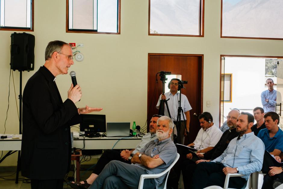 Curso para sodálites en Lima con el Padre Timothy Gallagher - Noticias del Sodalicio (4)