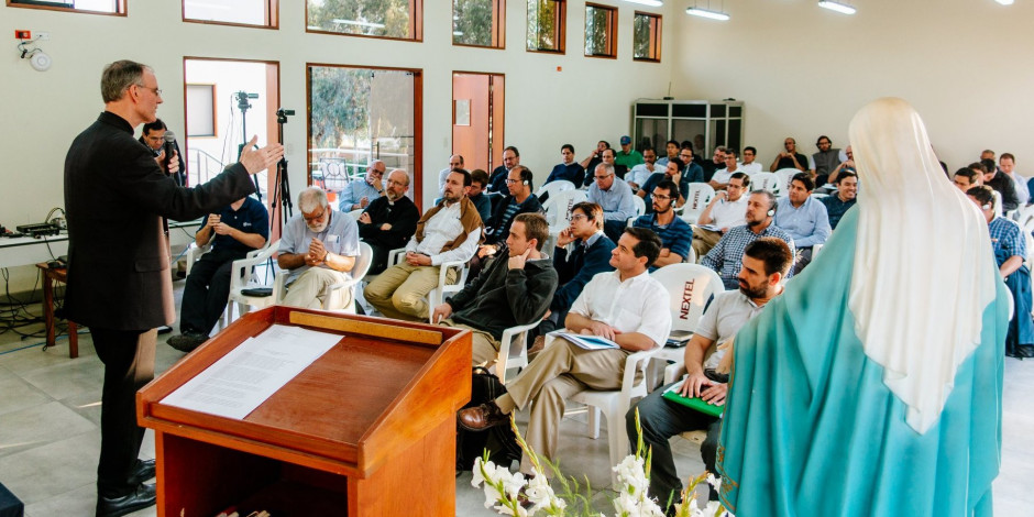 Curso para sodálites en Lima con el Padre Timothy Gallagher - Noticias del Sodalicio (6)