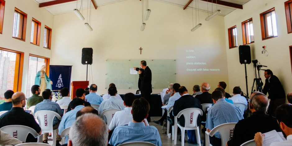 Curso para sodálites en Lima con el Padre Timothy Gallagher - Noticias del Sodalicio (8)