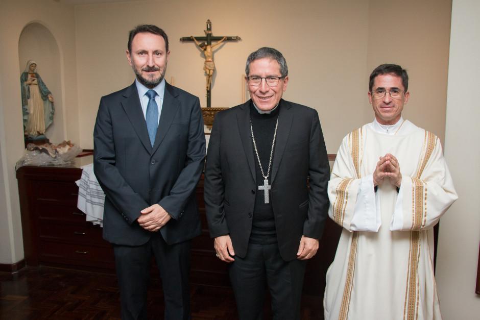 Ordenación Diaconal de Rafael Ísmodes en el Sodalicio de Vida Cristiana - Noticias del Sodalicio (18)