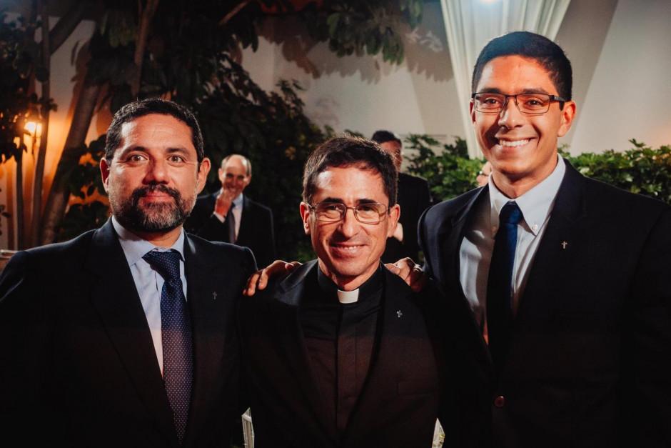 Ordenación Diaconal de Rafael Ísmodes en el Sodalicio de Vida Cristiana - Noticias del Sodalicio (22)