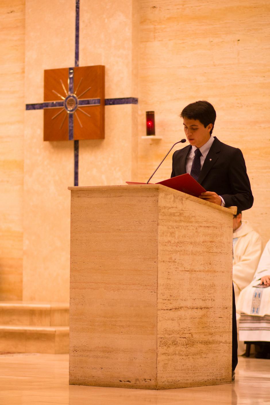 Ordenación Diaconal de Rafael Ísmodes en el Sodalicio de Vida Cristiana - Noticias del Sodalicio (3)