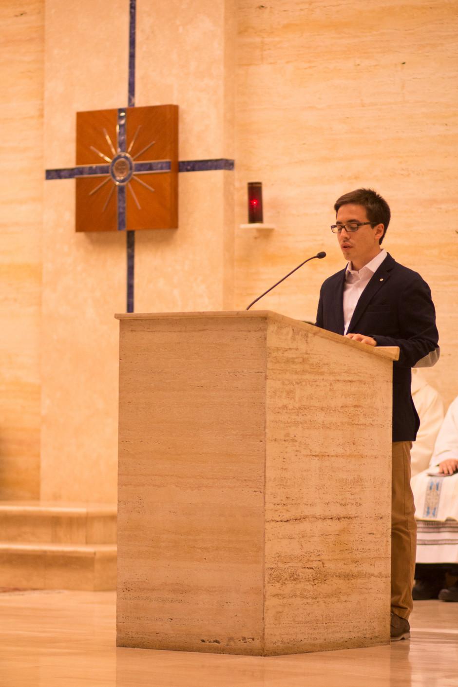 Ordenación Diaconal de Rafael Ísmodes en el Sodalicio de Vida Cristiana - Noticias del Sodalicio (4)