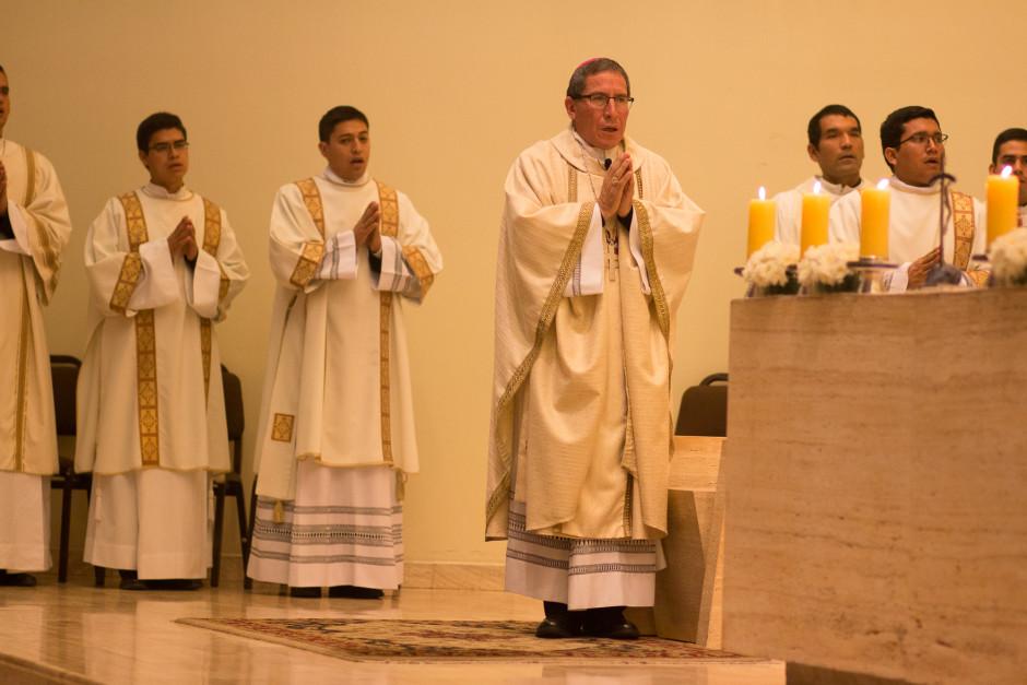 Ordenación Diaconal de Rafael Ísmodes en el Sodalicio de Vida Cristiana - Noticias del Sodalicio (6)