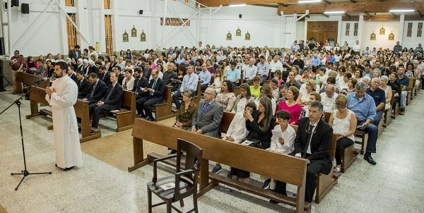 Ordenación Diaconal de Juan David Velásquez - Noticias Sodálites (1)
