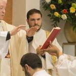 Juan David Velásquez es ordenado Diácono del Señor