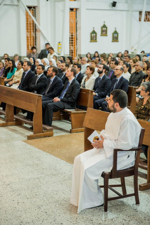 Ordenación Diaconal de Juan David Velásquez en el Sodalicio de Vida Cristiana (1)
