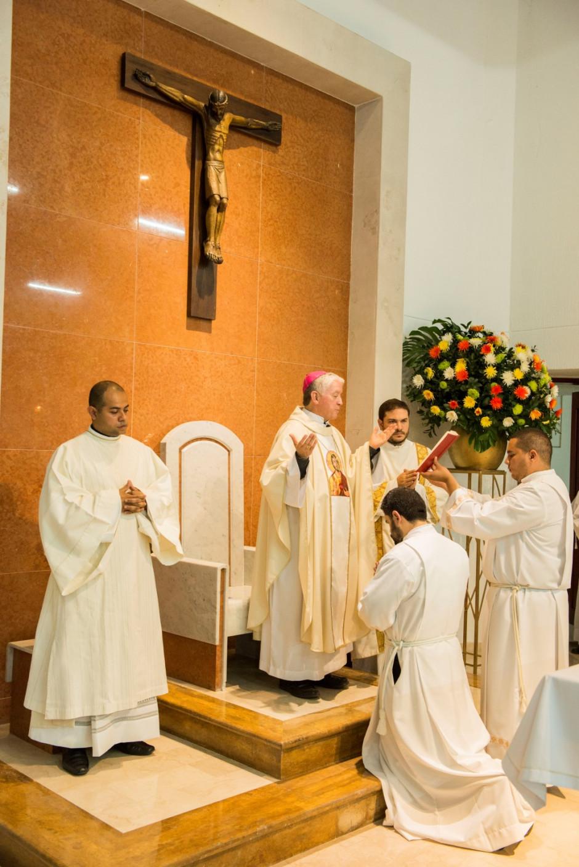Ordenación Diaconal de Juan David Velásquez en el Sodalicio de Vida Cristiana (4)