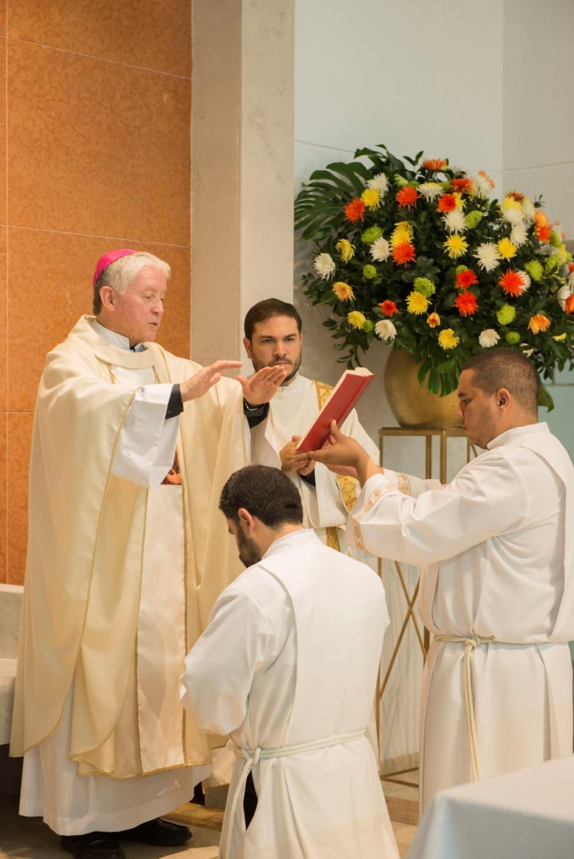 Ordenación Diaconal de Juan David Velásquez en el Sodalicio de Vida Cristiana (5)